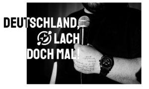 Artikel über Stand-up-Comedy in Deutschland