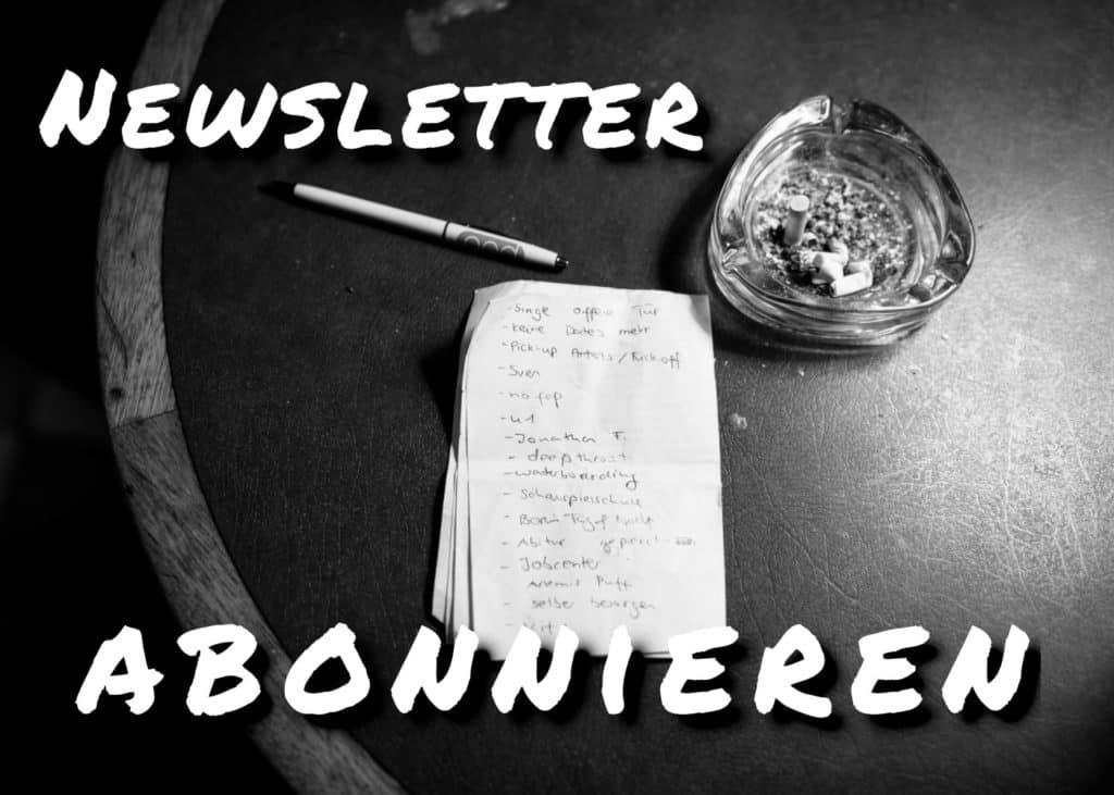 Der Comedy-Newsletter von Setup/Punchline