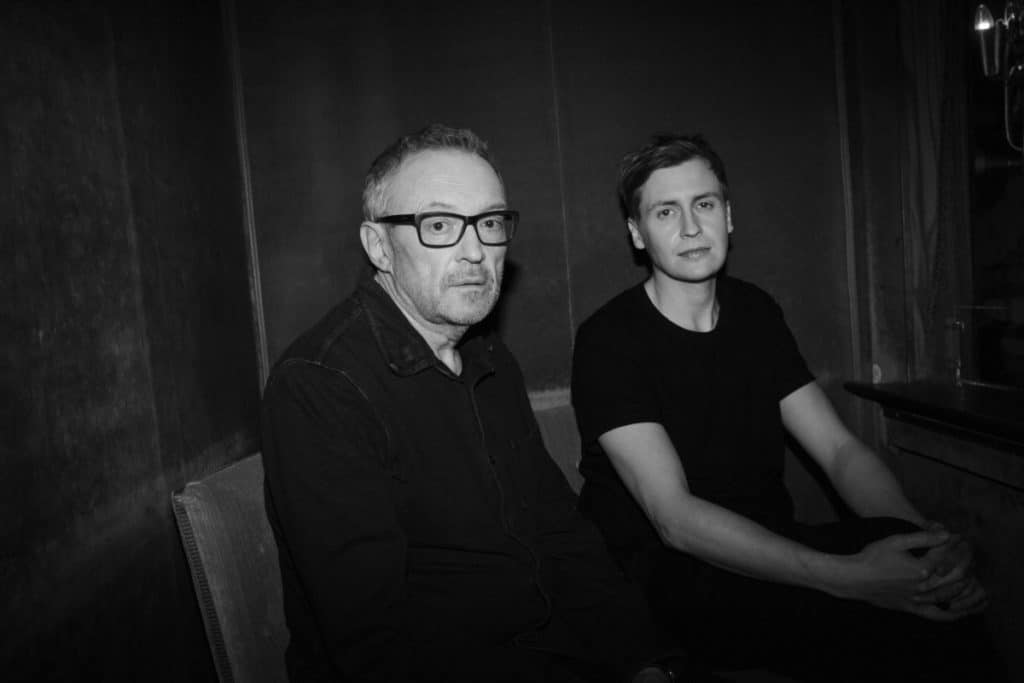 Die Comedians Josef Hader und Till Reiners in der Comedy-Serie Heroes