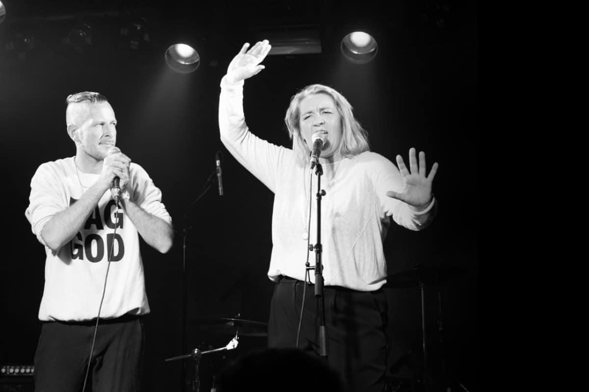 Das Comedy-Kollektiv PCCC aus Wien macht politisch korrekte Comedy