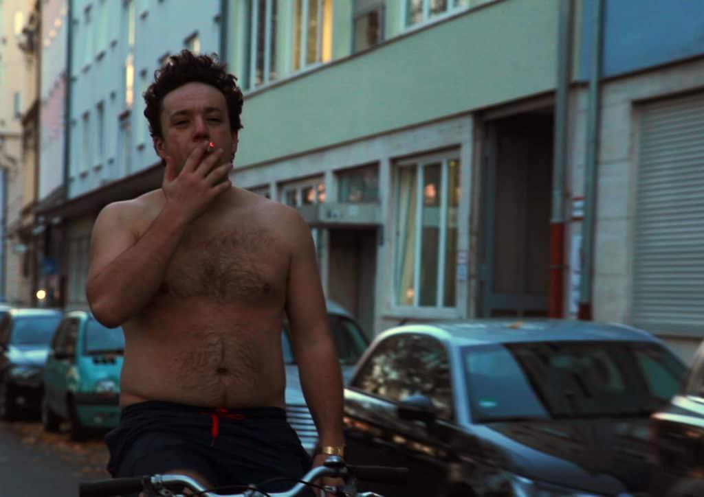 """Jakob Schreier als Jaksch in """"Fett und Fett"""""""