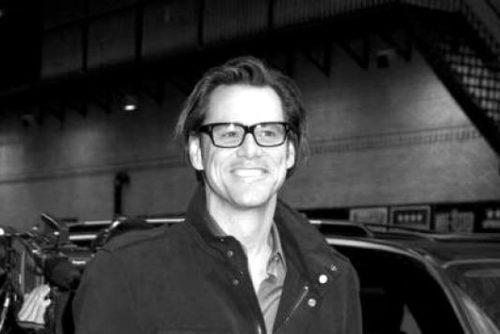 Der kanadische Schauspieler und Comedian Jim Carrey
