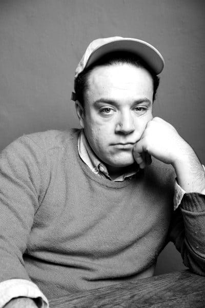 Drehbuchautor und Comedian Jakob Schreier