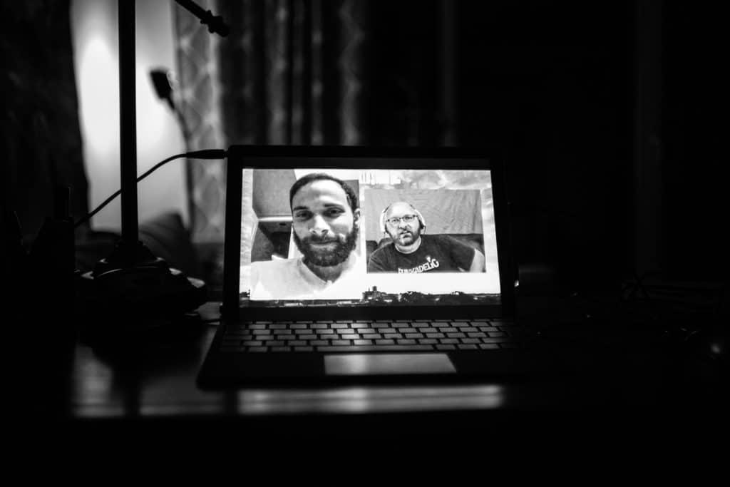 Nashville-Comedians Patrick Devine und Chad Riden
