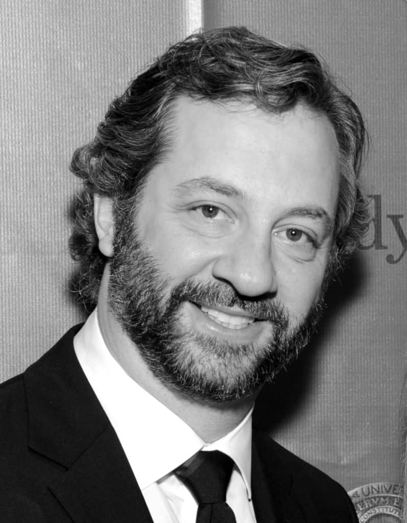 "Filmemacher und Autor von ""Sick in the Head"": Judd Apatow"