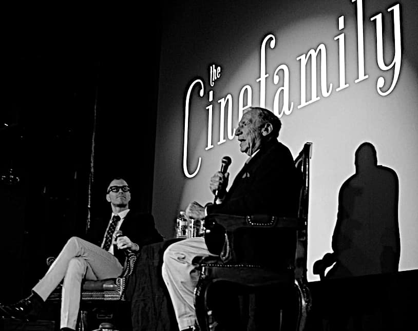 Stand-up-Comedian Kliph Nesteroff im Gespräch mit Mel Brooks