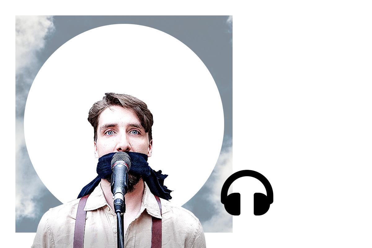 SP-Podcast #07: Juri von Stavenhagen auf der Kiffer-Demo