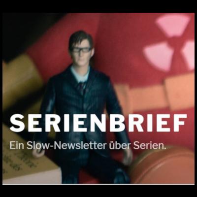 Serienbrief, ein slow Newsletter über Serien