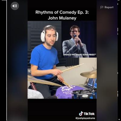 rhythms of comedy
