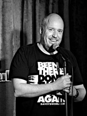 Comedian Janne Westerlund
