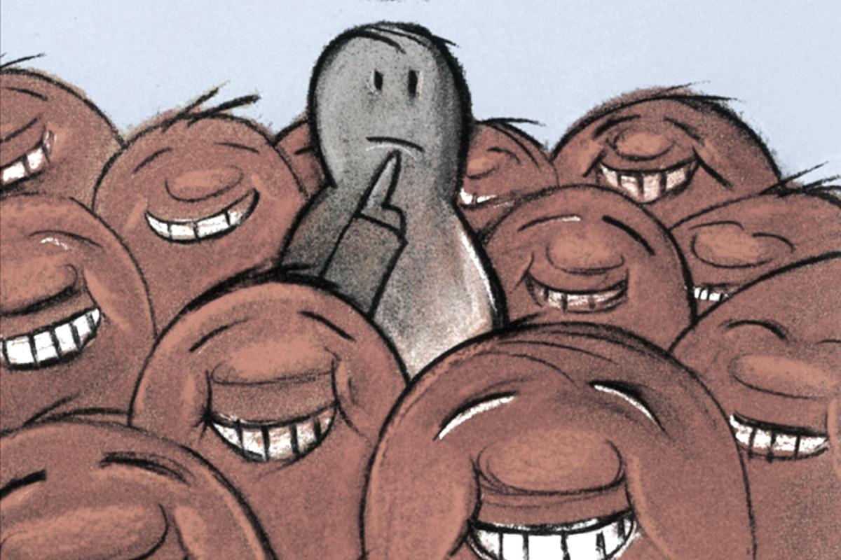"""Cover von """"Was gibt's denn da zu lachen?"""" von Robert Gernhardt"""