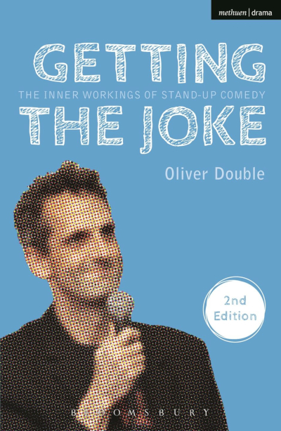 Buchcover von Getting the Joke von Oliver Double