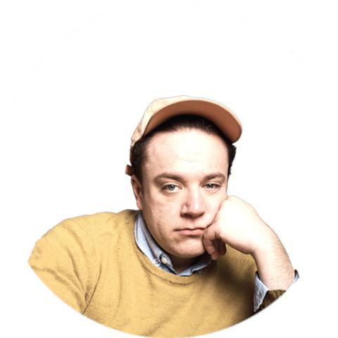 Comedian Jakob Schreier