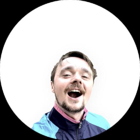 Comedian Alex Upatov