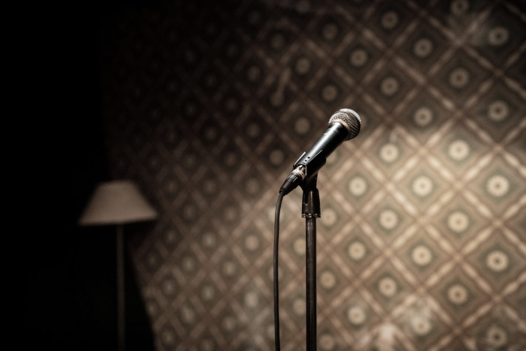 Comedy-Magazin SetupPunchline