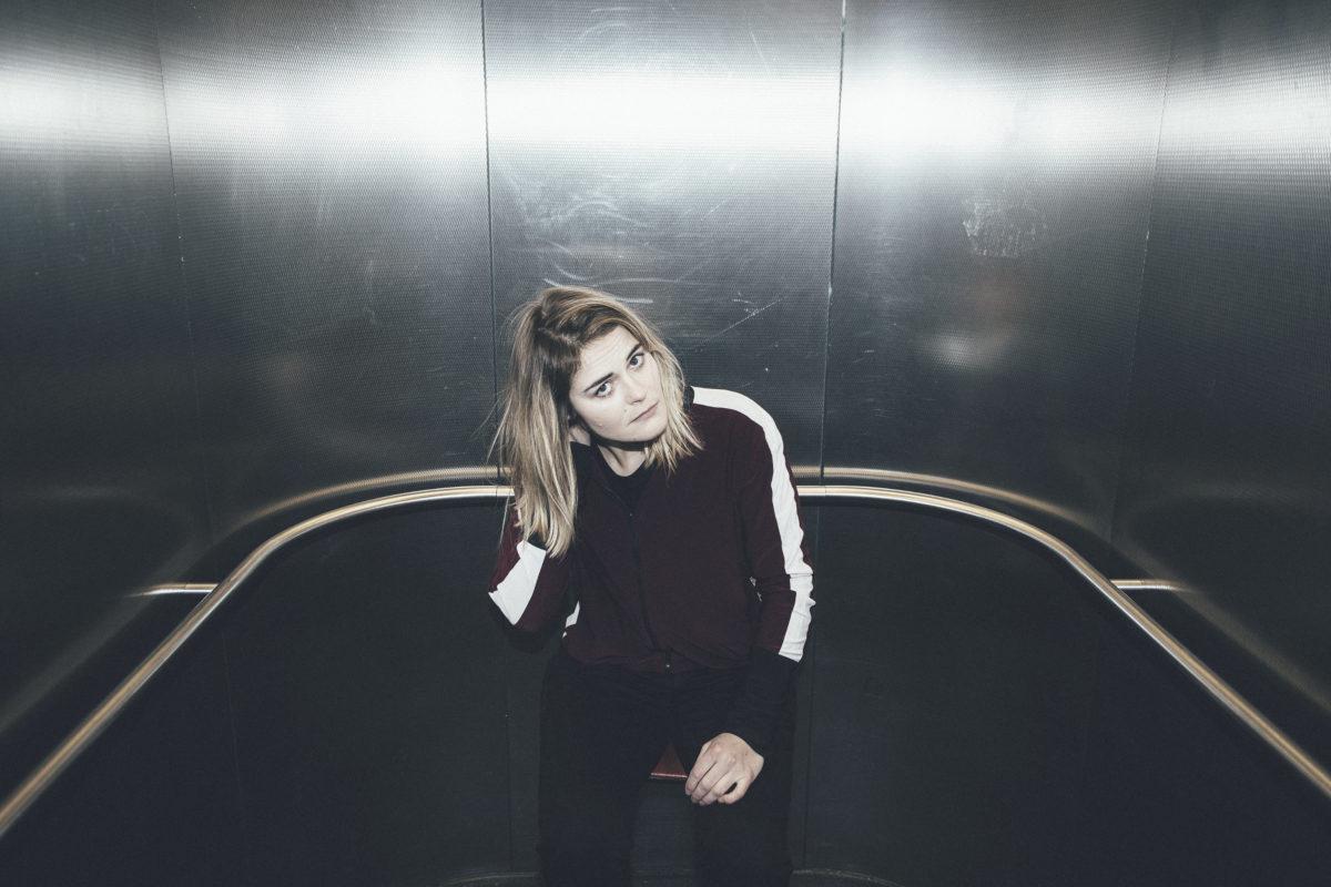 Stand-up-Comedienne Hazel Brugger