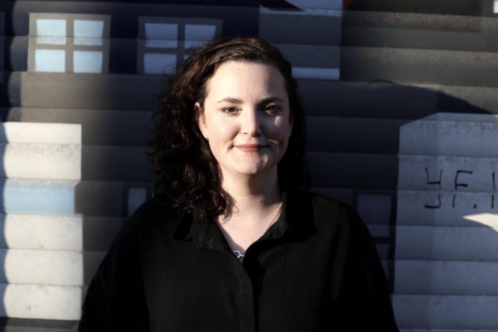 Impro-Schauspielerin Lena Breuer