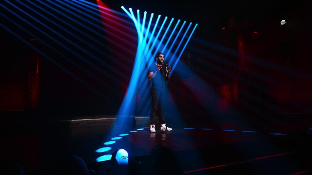 Babak Ghassim von Rebell Comedy