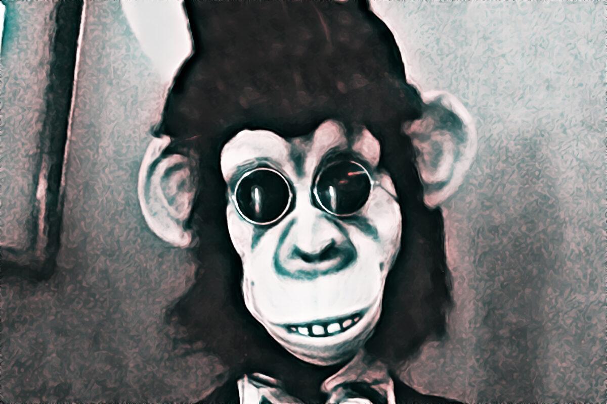 Der Monkey aus dem Mad Monkey Room