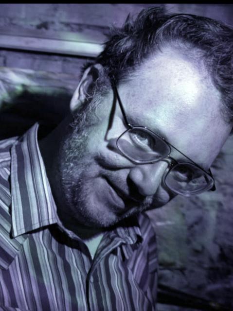 Stand-up-Comedian Sam Tallent