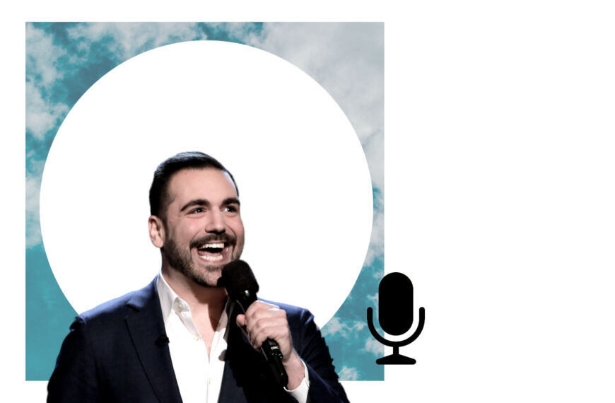 SP-Podcast TALK: Harrison Greenbaum about Comedy and Magic