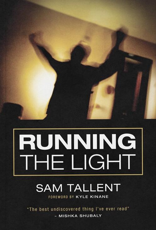 Buchcover von Running the Light von Sam Tallent