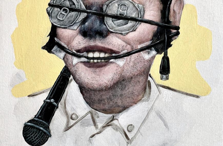 Ein Porträt des Comedians als hässlicher Mann