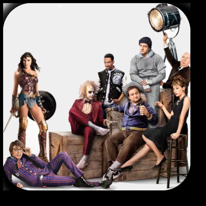 Serie The Movies in der ARD-Mediathek