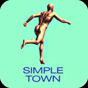 sketch comedy von simple town