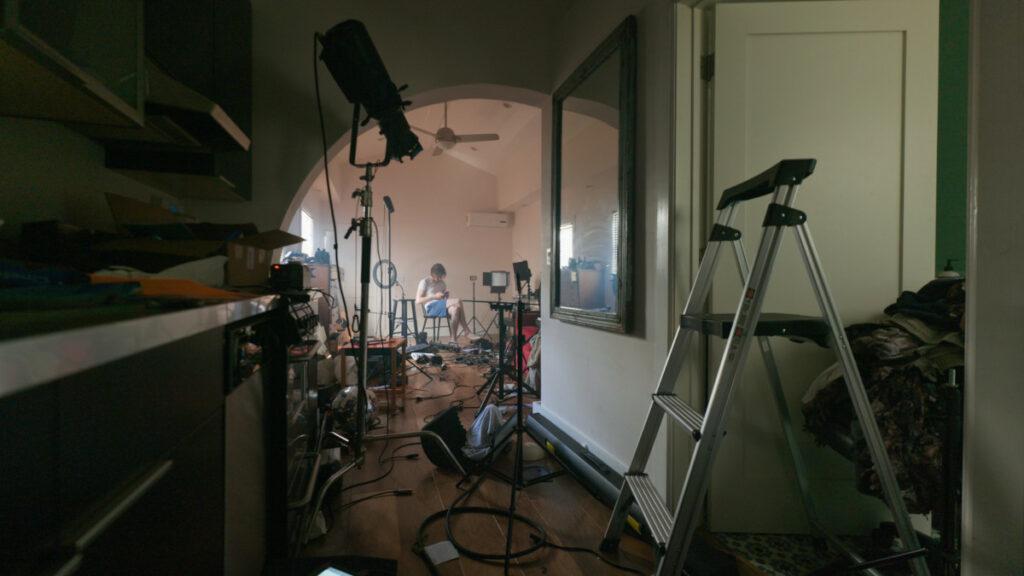 Szene aus Inside