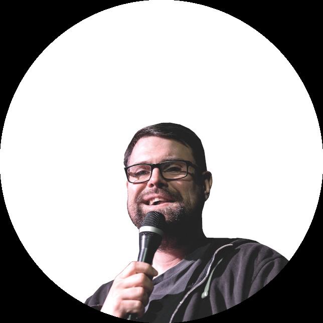 Comedian Philipp Uckel